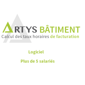Artys Batiment Plus de 5 salariés